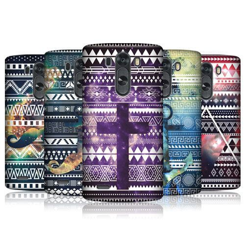 HEAD CASE DESIGNS NEBULA TRIBAL PATTERNS CASE COVER FOR LG G3 D850 #HeadCaseDesigns