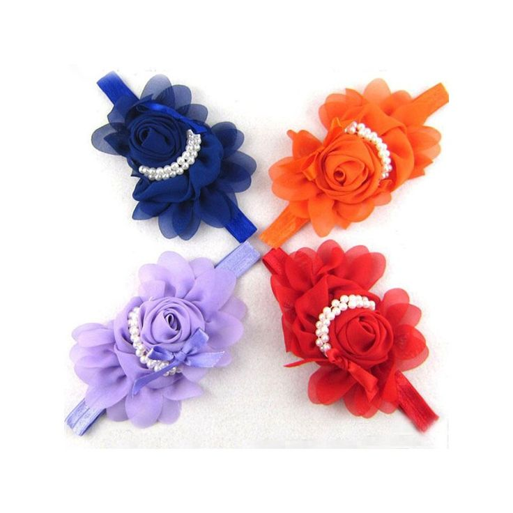 Gorgeous headbands suitable for babies and toddlers