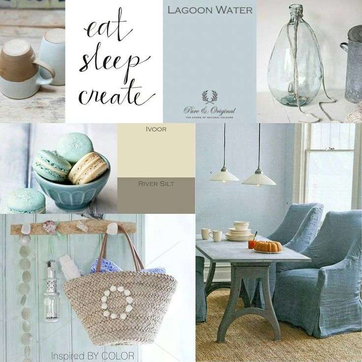 Eat sleep create moldboard from Inspired by Color