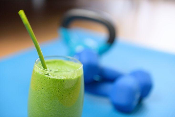 Zelené smoothie na chudnutie
