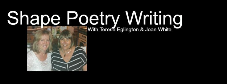 Shape Poetry Writing with Joan & Terese