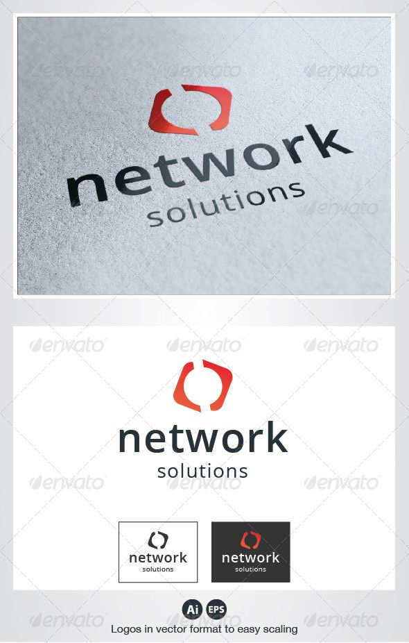 Network - Logo Design Template Vector #logotype Download it here: http://graphicriver.net/item/network-logo/2708433?s_rank=428?ref=nexion