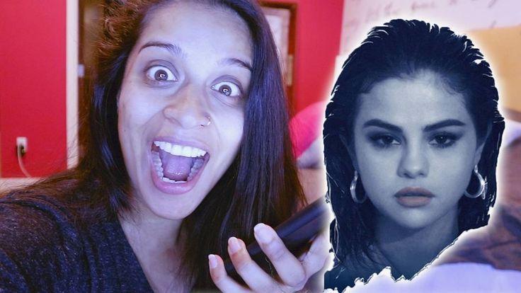 New vlog dropping soon tootsies! For now check out my reaction to Selena Gomez's new song!  via @IISuperwomanII  Nuevo videoblog saliendo pronto tootsies! Por ahora mira mi reacción de la nueva canción de Selena Gomez!  vía @IISuperwomanII  #LillySingh #SelenaGomez #Selena #Selenator #Selenators #Fans