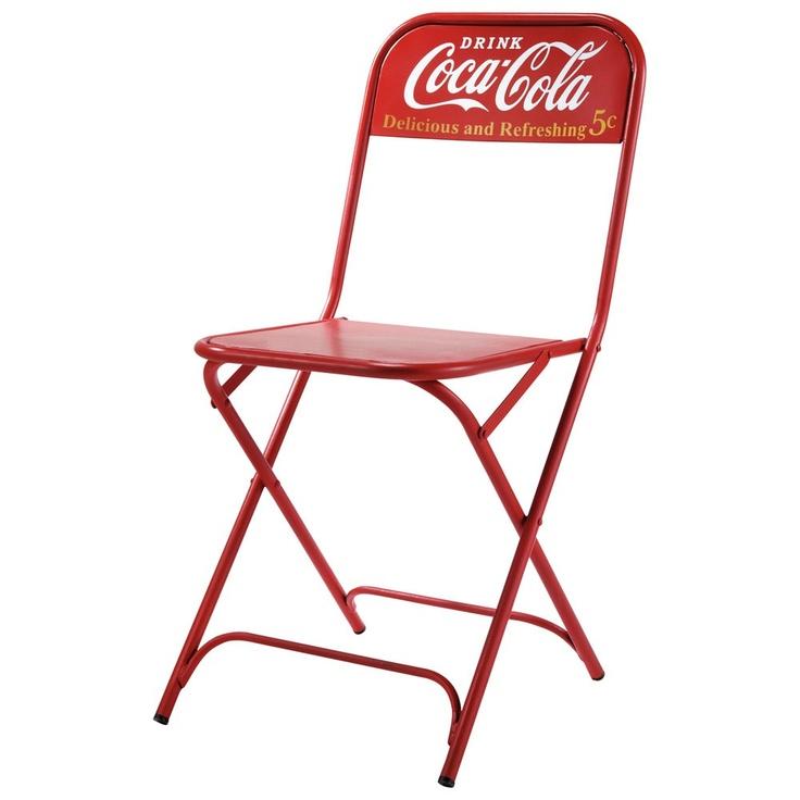 Chair Coca-Cola