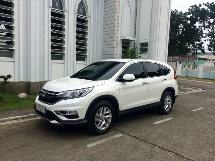 2016 Honda CR-V starting $23,745 33 hwy