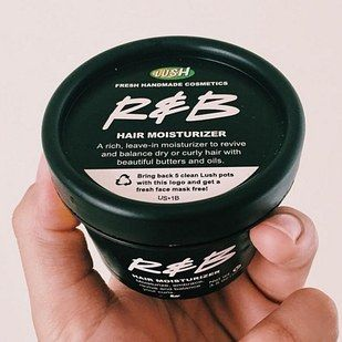 LUSH's R&B Hair Moisturizer   19 Life-Changing Products Every Thick-Haired Girl Needs To Own