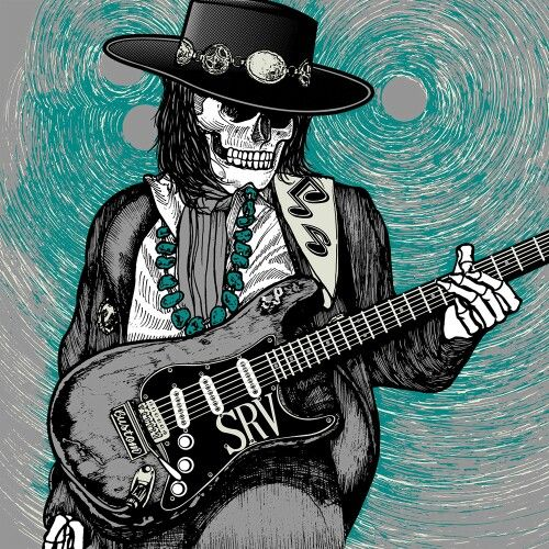 17 best images about stevie ray vaughan on pinterest ray for Stevie ray vaughan tattoo