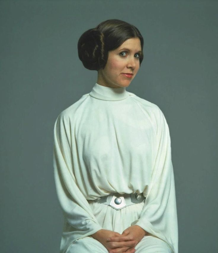 Carrie Fisher [Princess Leia]