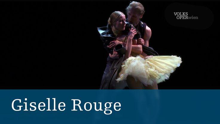 Giselle Rouge  Die Tänzer im Gespräch   Volksoper Wien/Wiener Staatsballett #Theaterkompass #TV #Video #Vorschau #Trailer #Theater #Theatre #Schauspiel #Tanztheater #Ballett #Musiktheater #Clips #Trailershow