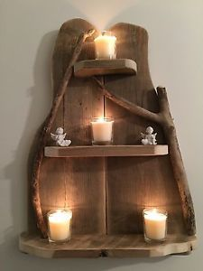 Unique-Driftwood-amp-Up-Cycled-Timber-3-Shelf-Unit-Bespoke-Shabby-Chic-Nautical