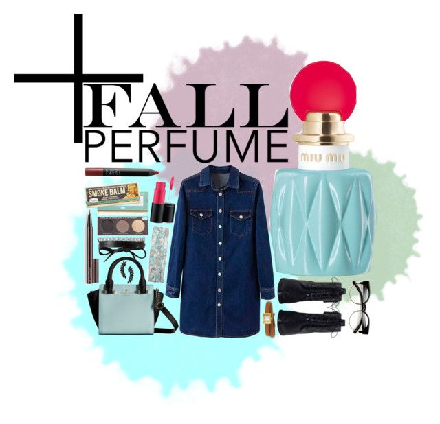 """Miu Miu"" by angeleshiny on Polyvore featuring beauty, Zimmermann, Kate Spade, Pistil, Fallon, Cristabelle, Gucci, MAC Cosmetics, Laura Mercier and NARS Cosmetics"