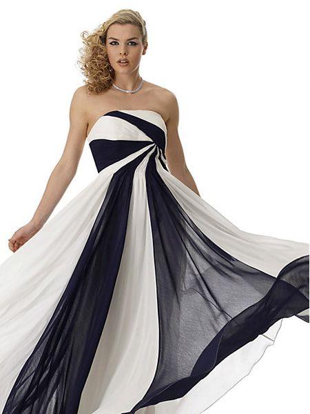 black and white evening dresses (22)