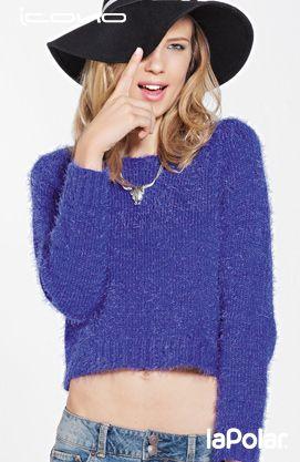 Funky, Animal, Rústico, Jacquard y Peludos, son las últimas tendencias en sweaters. Elije el que se adapte más a tu estilo.