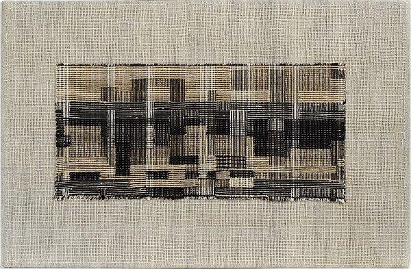 Anni Albers : «toucher la vue» au Guggenheim de Bilbao
