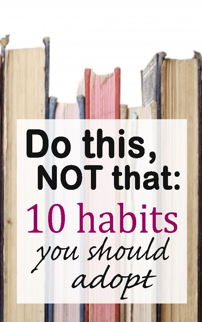 What habits do you have? See how you match up to this list of 10 powerful habits of successful people.   Financegirl