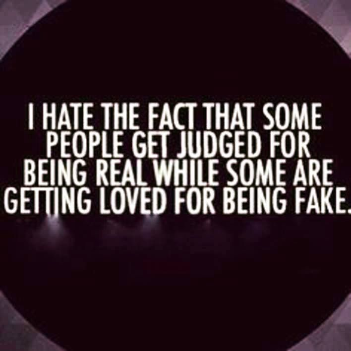 Quotes About Fake Ass People: Quotes To Live By...