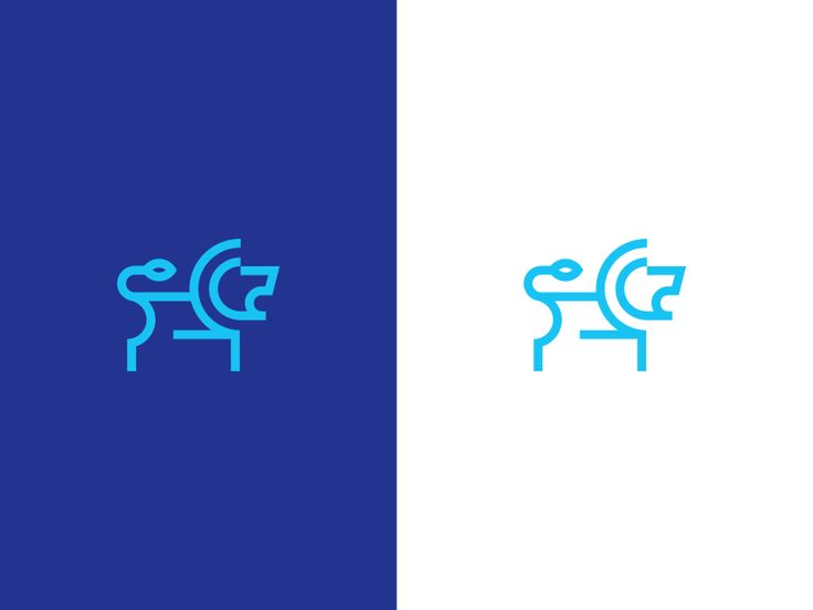 Lion / marketing logo design