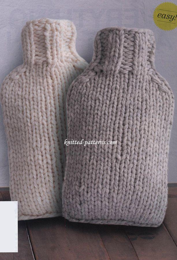 Wärmflaschen-Überzug