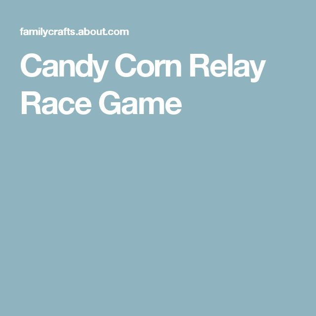 halloween relay game ideas