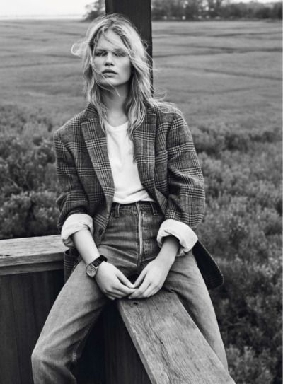 Farm Fashion: Tweed that's not twee - I Love Your Style