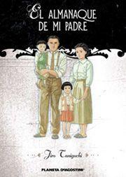 """""""El almanaque de mi padre"""" by Jiro Taniguchi."""