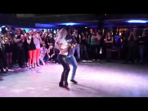 Stage Kizomba Sara Lopez Lyon - YouTube