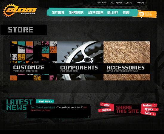 35 Beautiful E-Commerce Websites