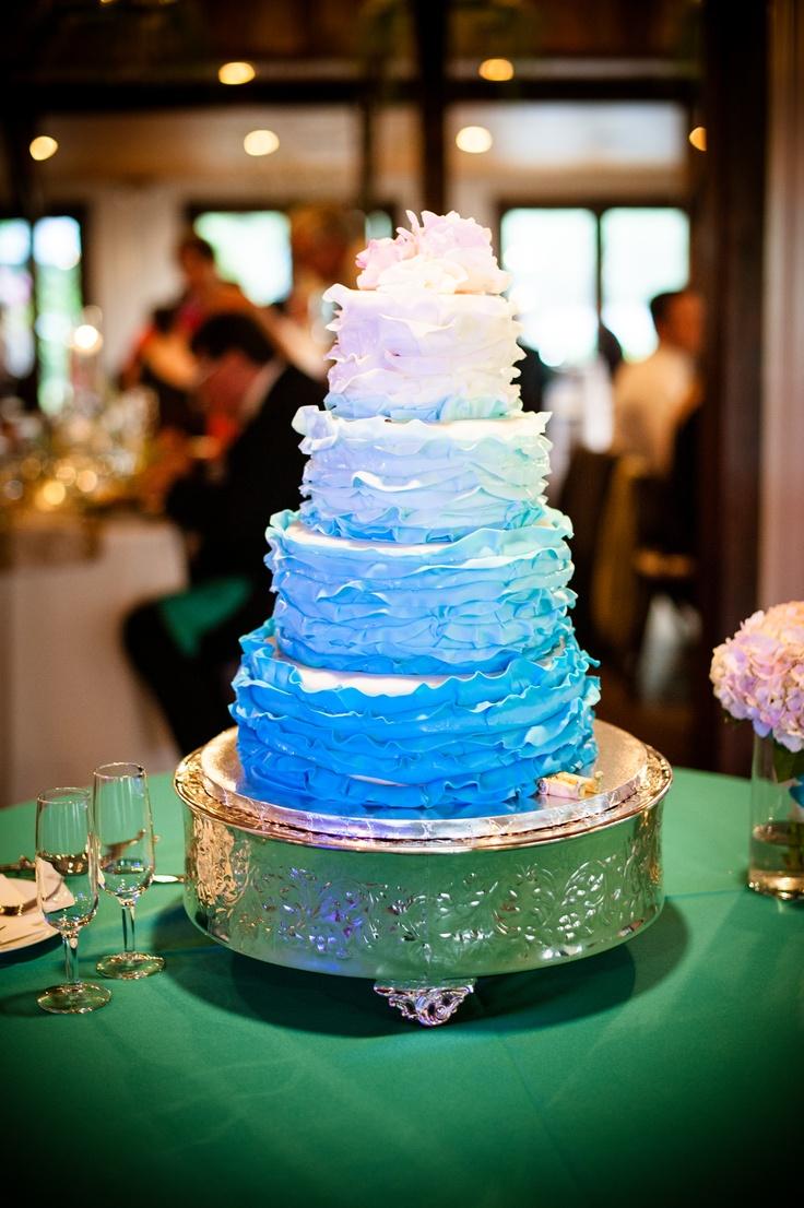 Pink Wedding Cake Images