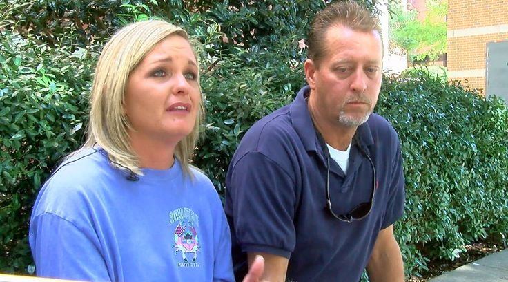 Brandi Allen was in tears Sunday afternoon outside of UAB Hospital, while her son, Brian Ogle, was inside recovering from an assault.?