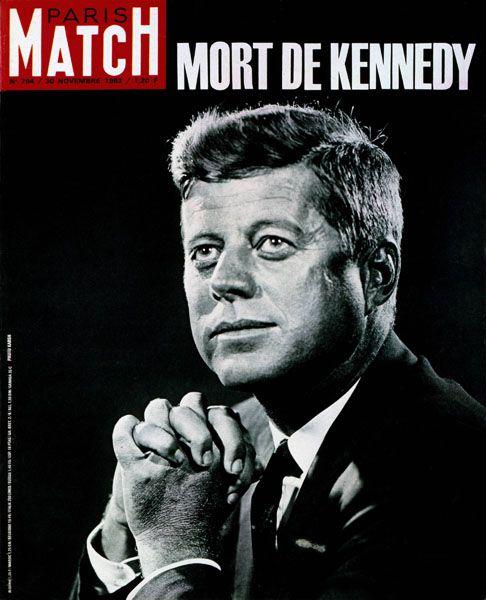 Commandez les anciens numéros du magazine Paris Match