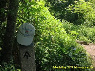 Mochila y GPS: El Este de los Estados Unidos V: Blue Ridge y el Parque Nacional Shenandoah