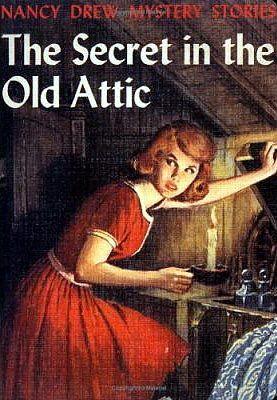 Jenn's Nancy Drew Collection - Consulting - Vintage Nancy Drew Books Used for Chronicle Books Nancy Drew Stationery line - www.nancydrewsleuth.com