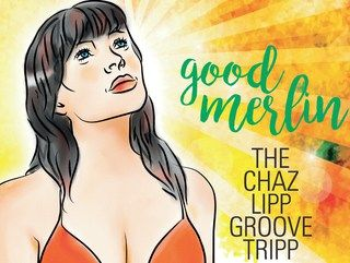 Giveaway: Good Merlin CD - The Chaz Lipp Groove Tripp feat. Sanjaya Malakar of American Idol