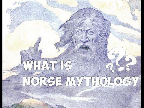 Pendahuluan : Nordik Mitologi ~ Mitologi Nordik