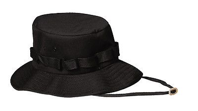 ROTHCO JUNGLE HAT - BLACK