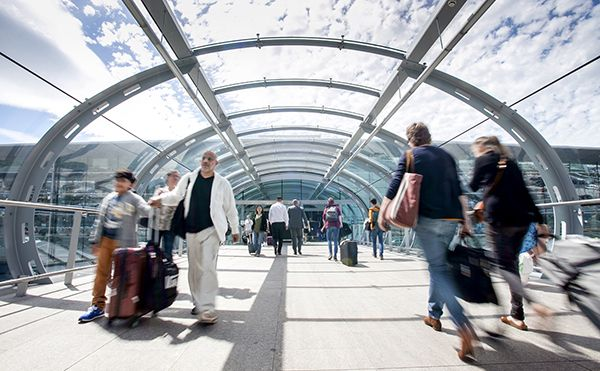 Dublin Airport among Europe's fastest growing airports