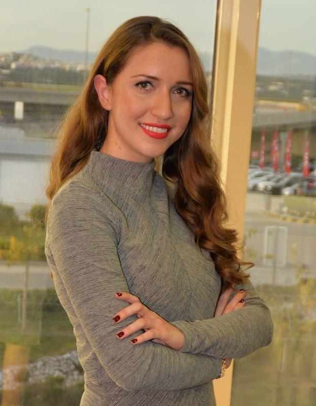 New Faces: Eirini Georgantopoulou, Marketing Executive at Goldair Handling