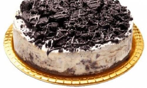 Συνταγή για εύκολη τούρτα παγωτού με μπισκότα!