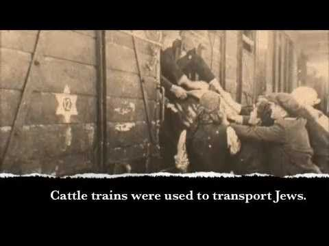 Use for Question #6 A Brief Introduction to the Holocaust & World War II - YouTube