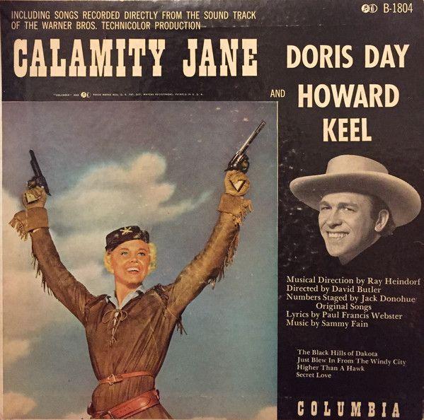 Doris Day - Doris Day Songs From Calamity Jane Part 2 (Vinyl) at Discogs