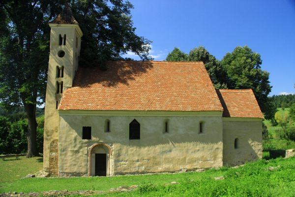 Mánfai római katolikus templom :: Magyar Földön