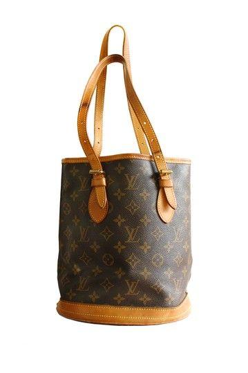 Vintage Louis Vuitton Petit Bucket Bag