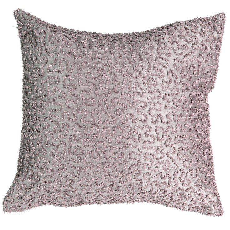 Simmons Beautyrest Henriette Sequin Decorative Throw Pillow