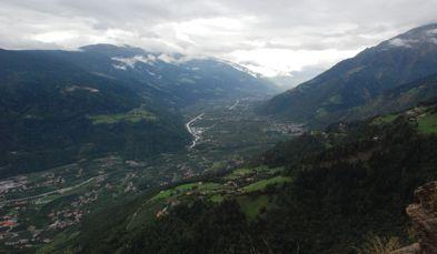 Rundwanderung: Dorf Tirol – Hochmuth