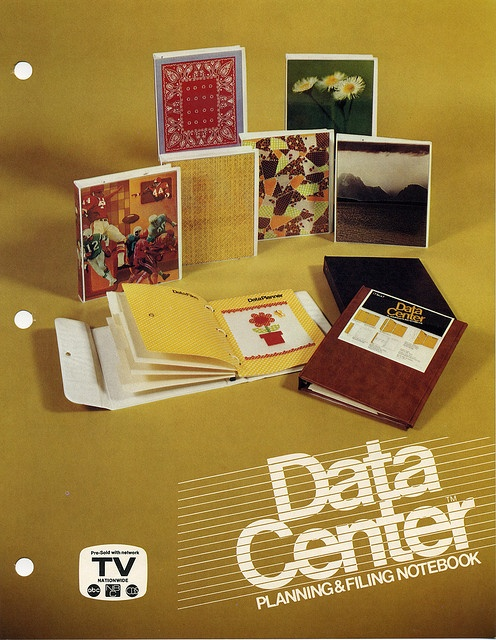 Mead Data Center...before the Trapper Keeper!