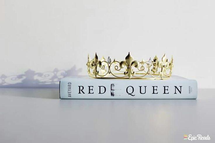 Red Queen __Victoria Aveyard