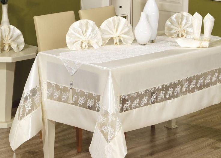 Evlen Gelin Yemek Takımı 18 Parça