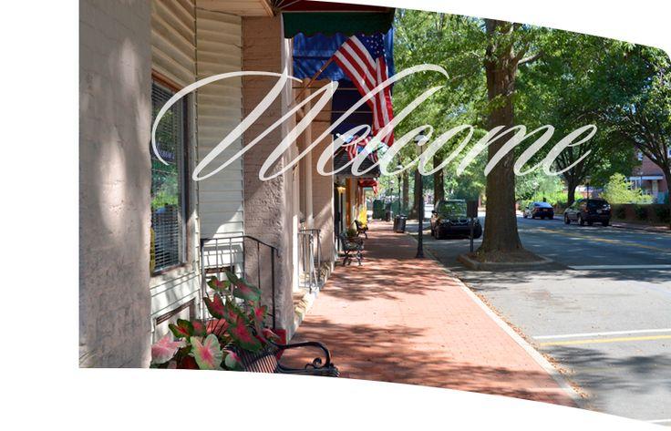 Town of Elon, NC, Piedmont Triad, Triangle, Elon University