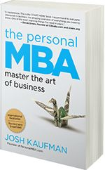 The Personal MBA cover