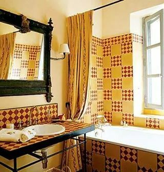 Bathroom Ideas Yellow 51 best home style: summer yellow images on pinterest | bathroom